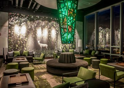 West Lounge