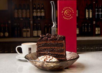 IL Culcaccino -  Chocolate Cake