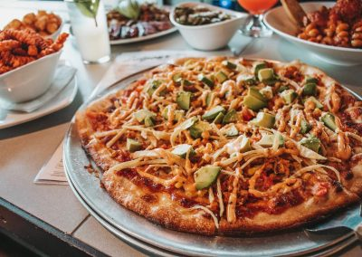 Fatpour Pizza