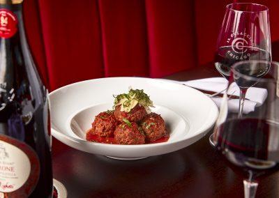 IL Culcaccino -  Nonna's Meatball