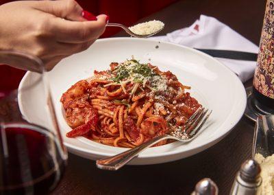 IL Culcaccino - Shrimp Diavolo